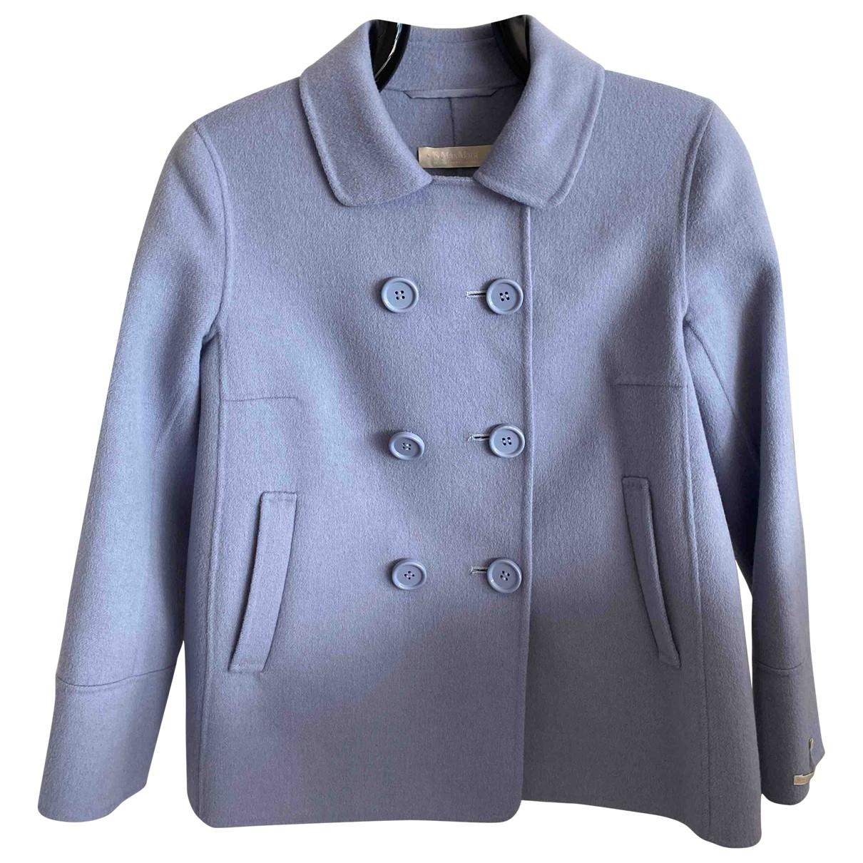 Max Mara \N Wool coat for Women 34 FR
