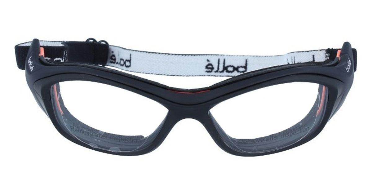 Bolle Swag Kids 11998 Kids' Glasses Black Size 53 - Free Lenses - HSA/FSA Insurance - Blue Light Block Available
