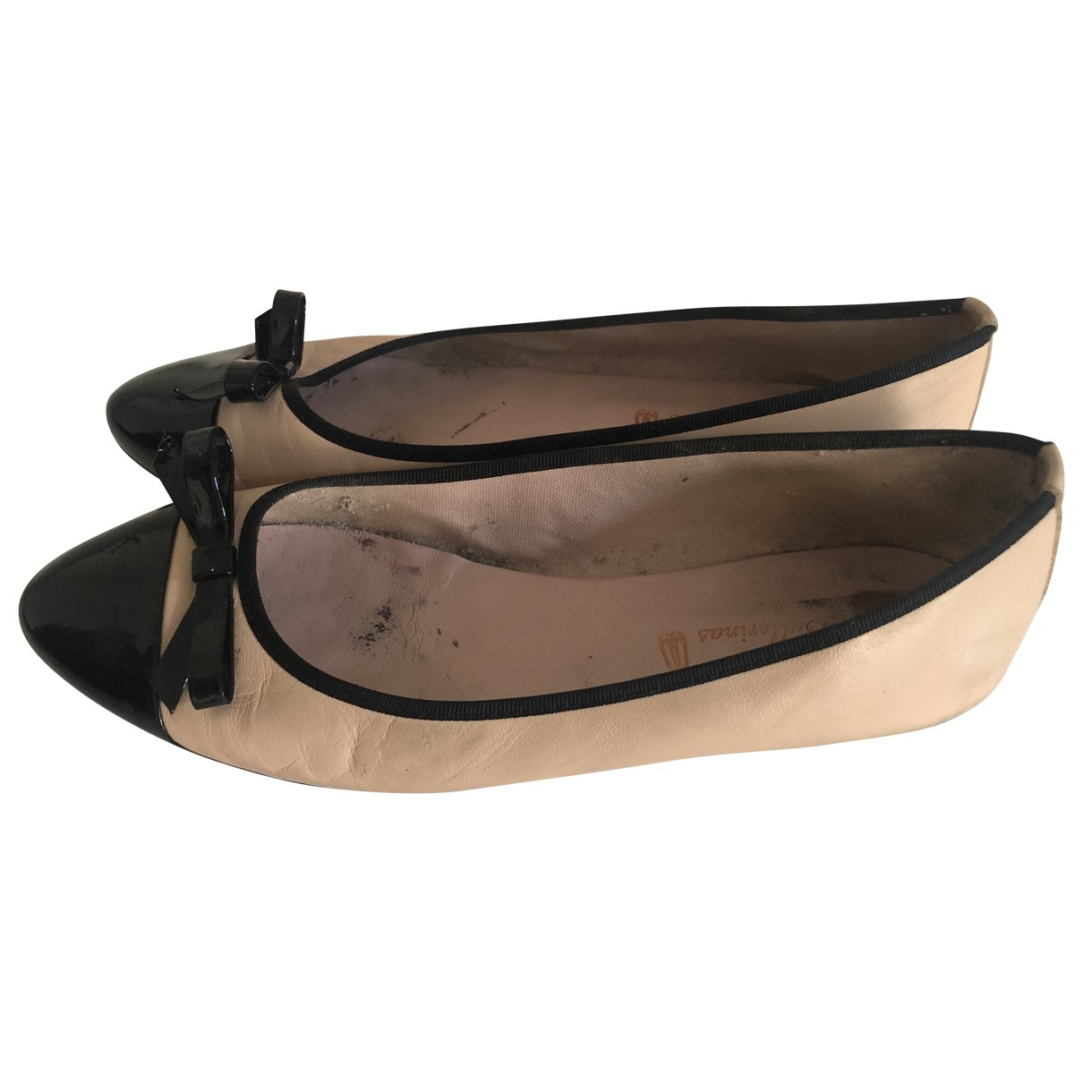 Mocasines de Cuero Pretty Ballerinas