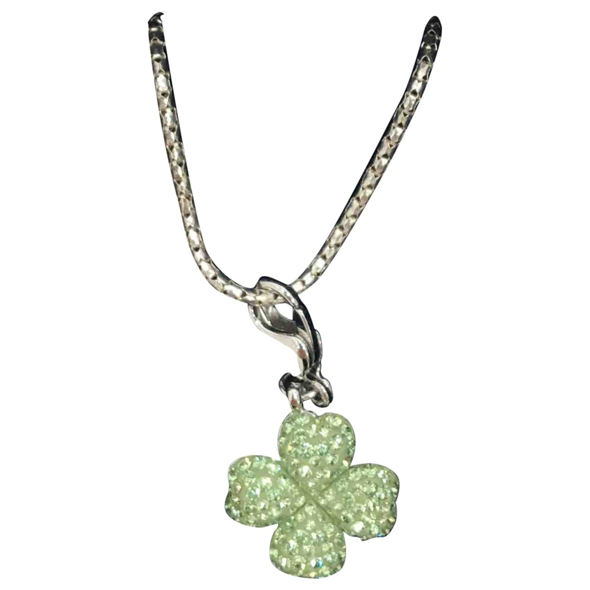 Swarovski - Collier   pour femme en cristal - vert