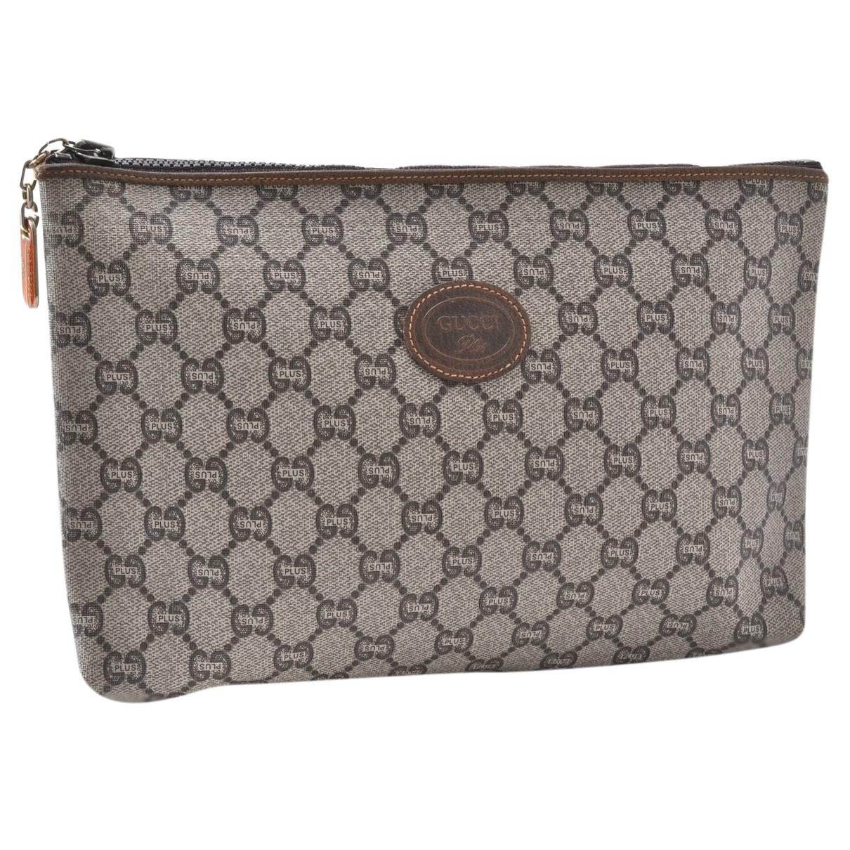 Gucci N Brown Clutch bag for Women N