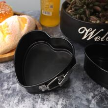 Heart Shaped Cake Mold With Buckle