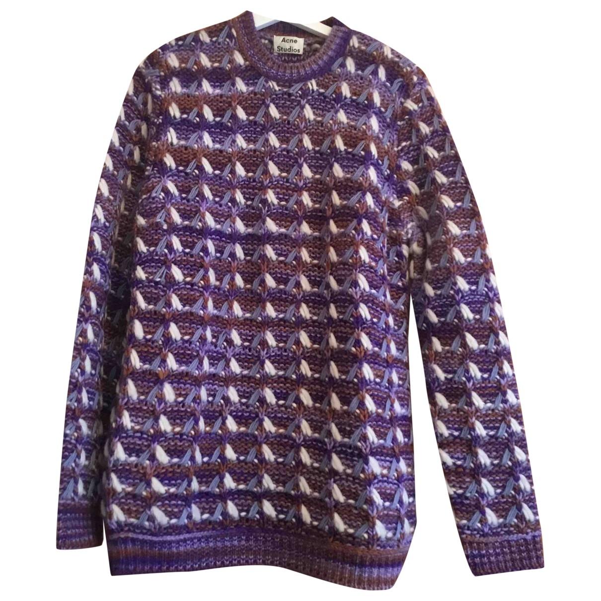 Acne Studios \N Multicolour Wool Knitwear & Sweatshirts for Men XS International