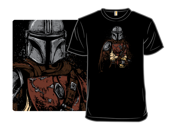 Knight Of Mandalor T Shirt