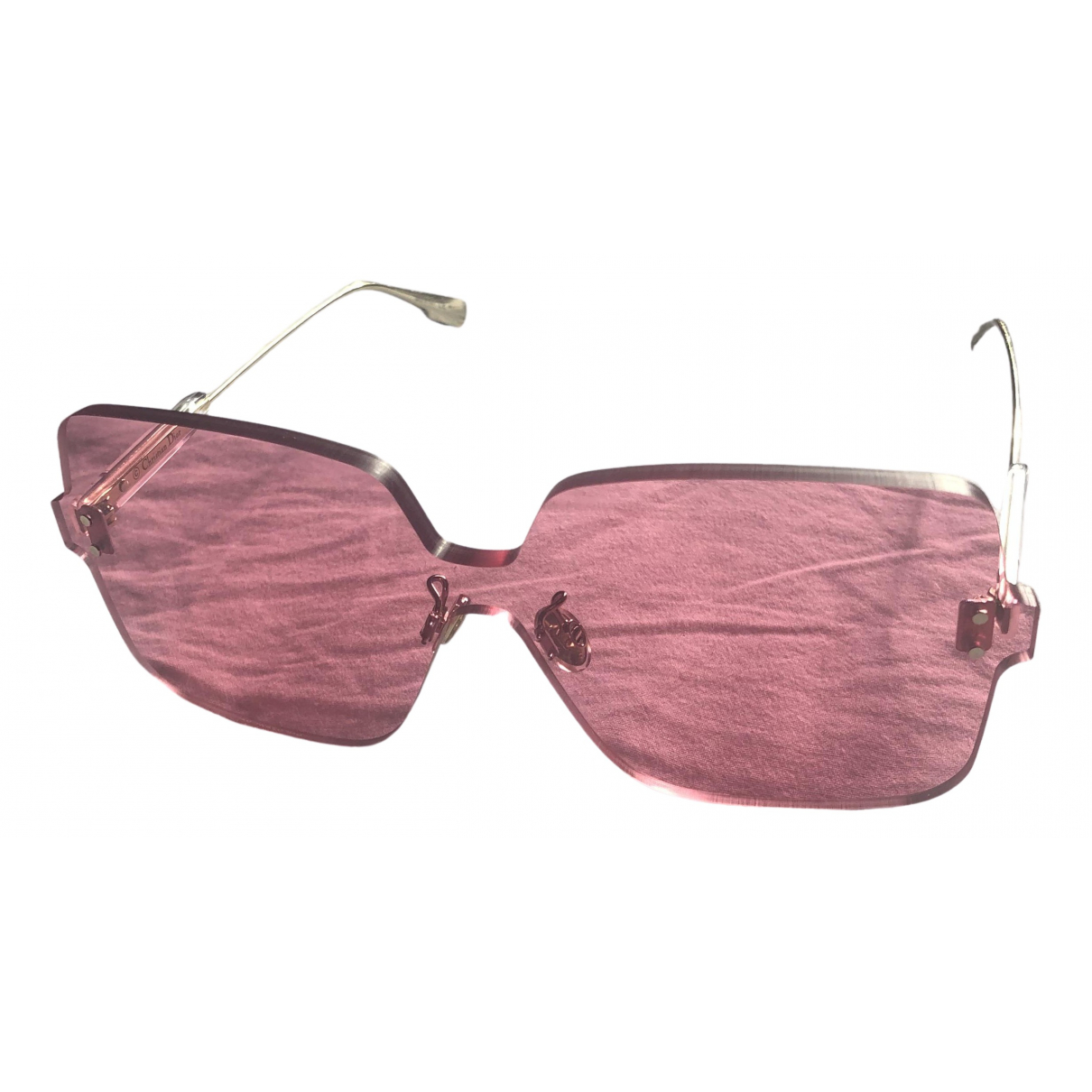Dior Color Quake 1 Pink Sunglasses for Women \N