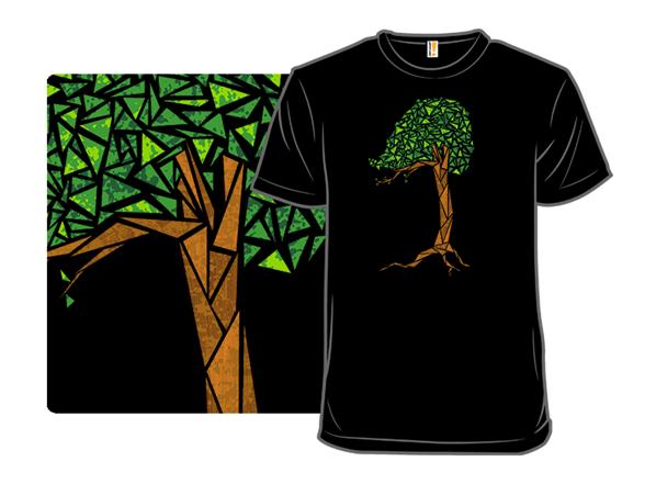 Treeangles T Shirt