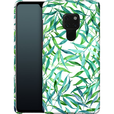 Huawei Mate 20 Smartphone Huelle - Palm Print von Becky Starsmore