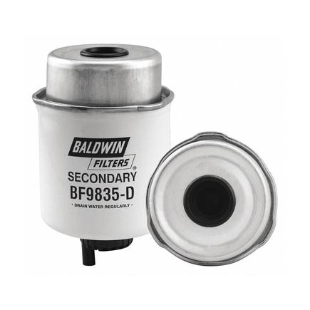 Baldwin BF9835-D - Secondary Fuel