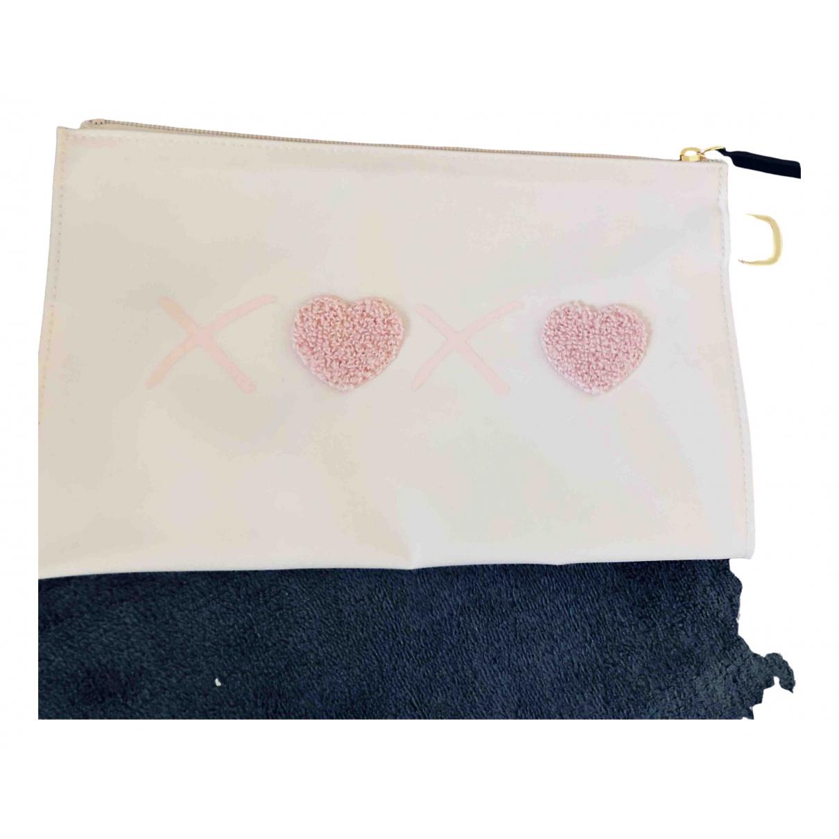 Longchamp Pliage  Pink Cloth Clutch bag for Women \N