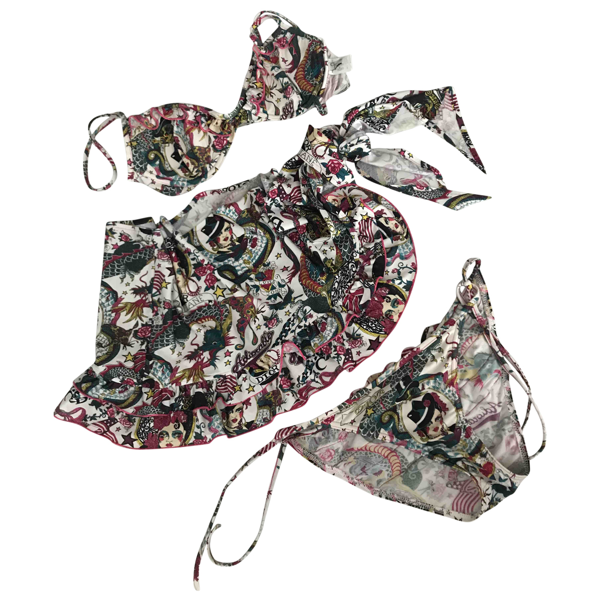 Dior \N Badeanzug in  Bunt Synthetik