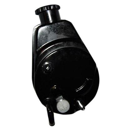 Racing Power Company R3730BK Saginaw Press-On Power Steering Pump Black