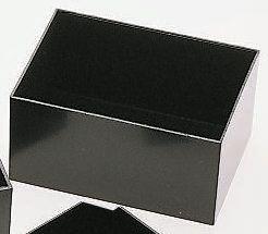 OKW Black Thermoplastic Potting Box, 45 x 30 x 25mm