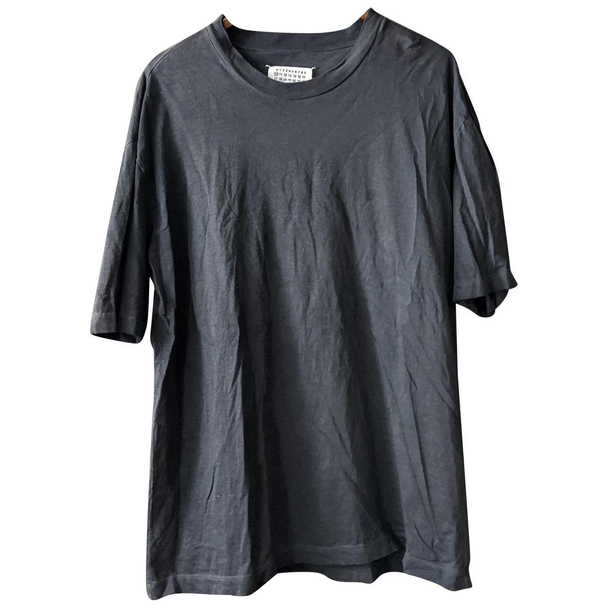 Maison Martin Margiela - Tee shirts   pour homme en coton - noir