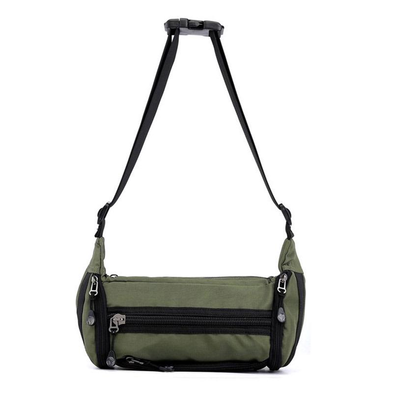Ericdress Thread Nylon Men Waist Bag