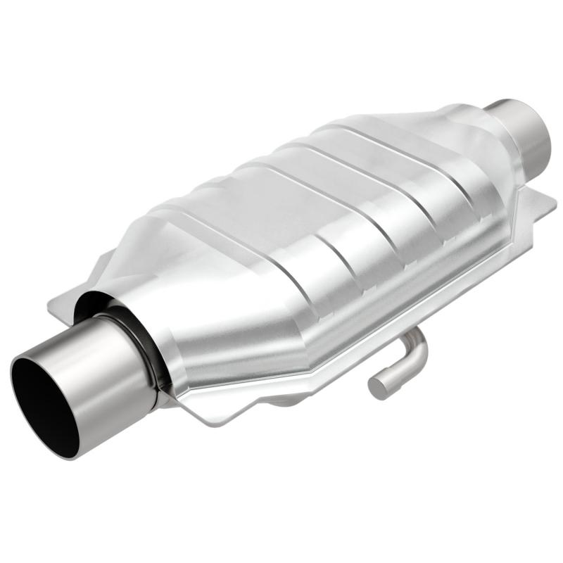MagnaFlow 94214 Exhaust Products Universal Catalytic Converter - 2.00in.