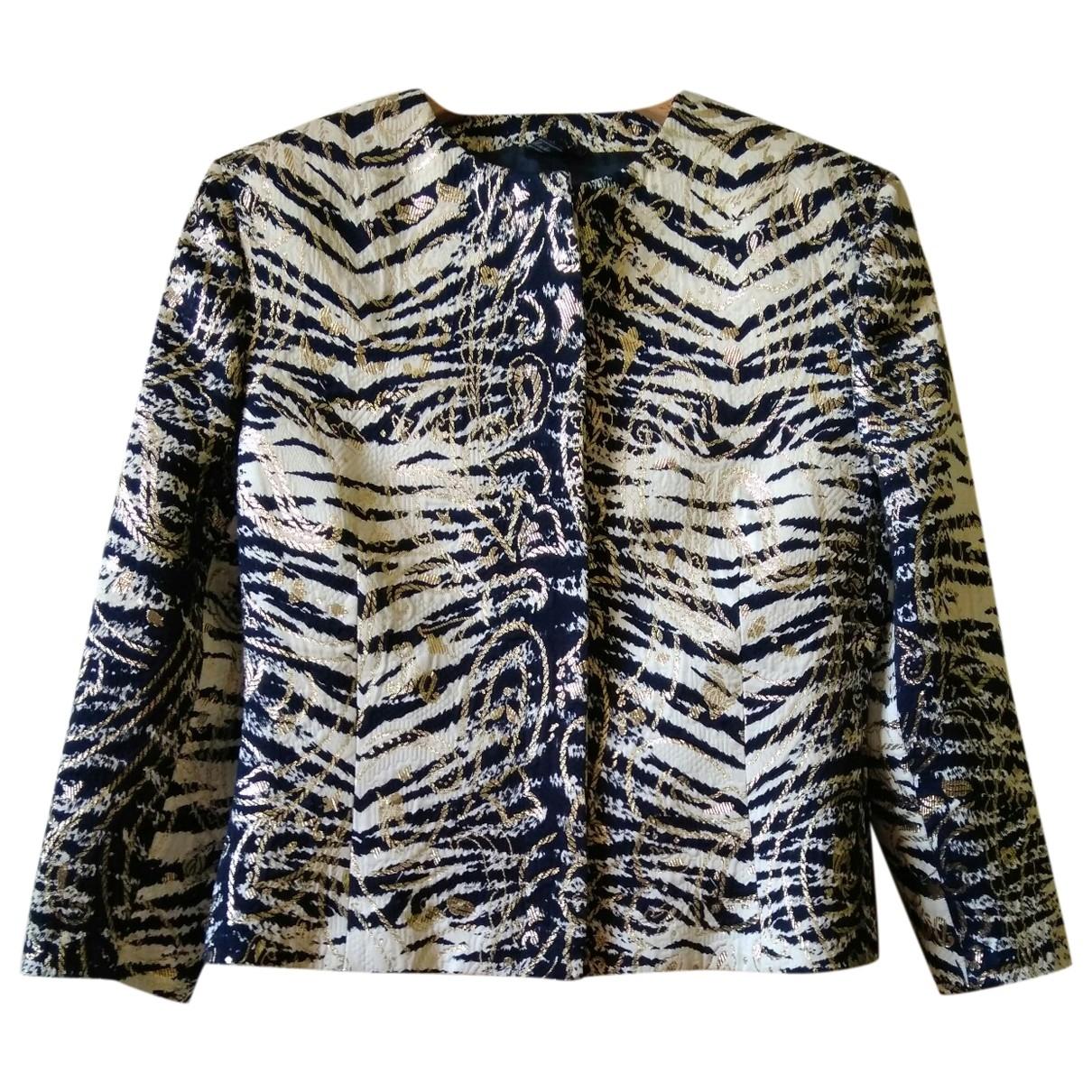 Istante \N Multicolour Cotton jacket for Women 44 IT