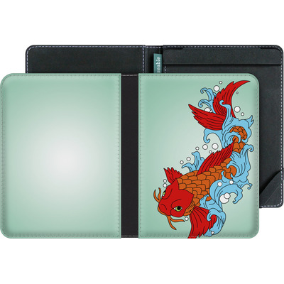 tolino vision 4 HD eBook Reader Huelle - Koi Carp von Mark Ashkenazi