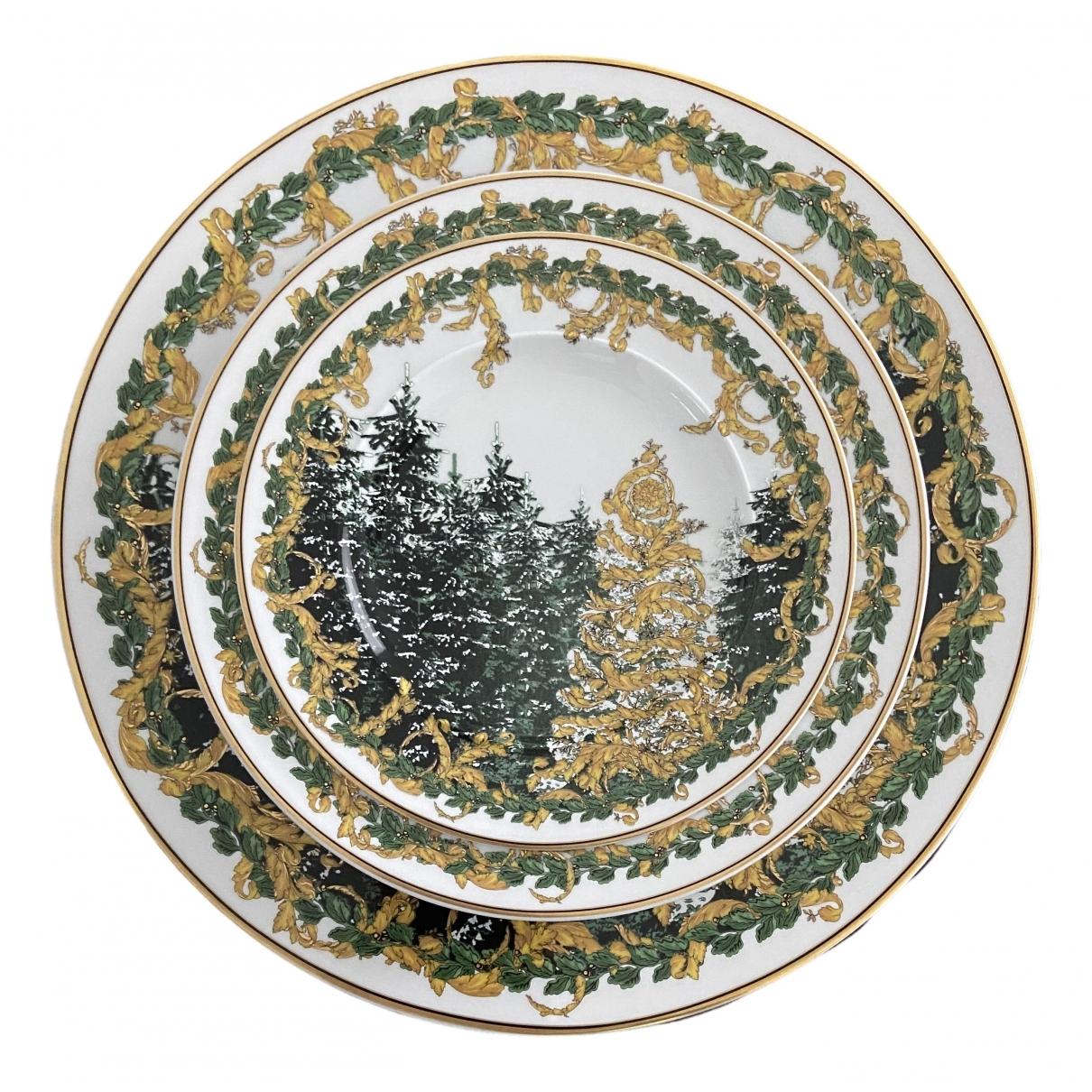 Versace - Arts de la table   pour lifestyle en porcelaine - multicolore