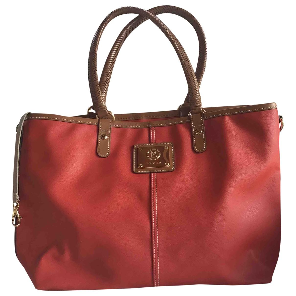 Bogner \N Red handbag for Women \N