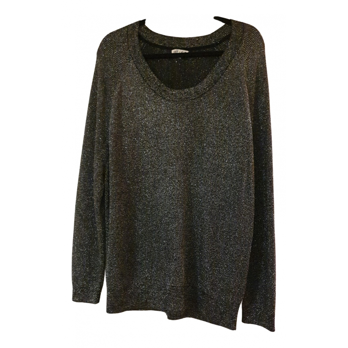 Reiss N Metallic Knitwear for Women L International