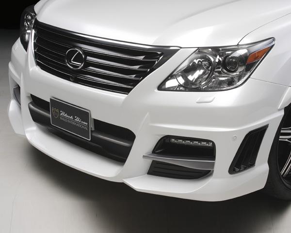 Wald International LX570.FB.LED.07 Black Bison Front Bumper Lexus LX570 07-11