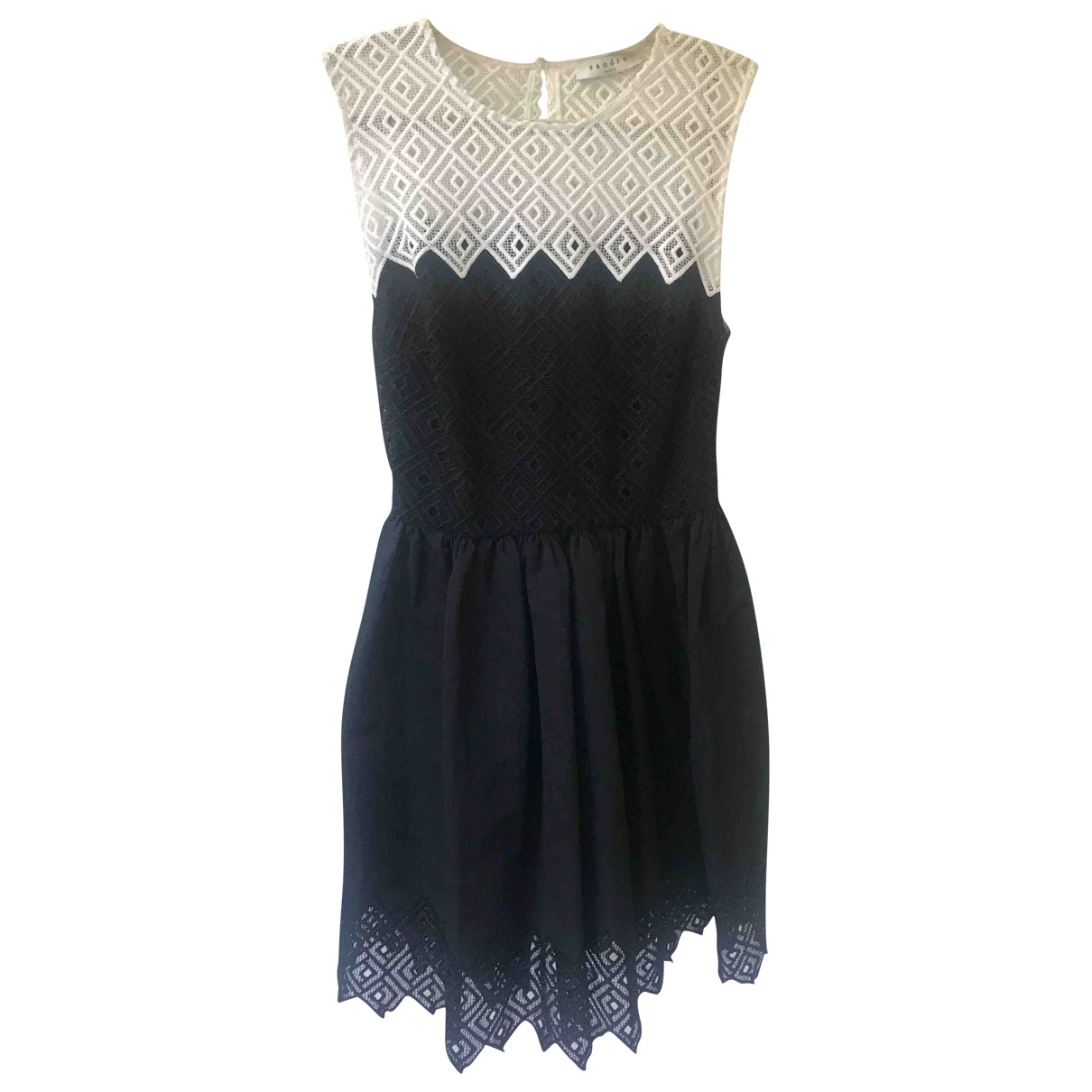 Sandro \N Multicolour Lace dress for Women 12 UK