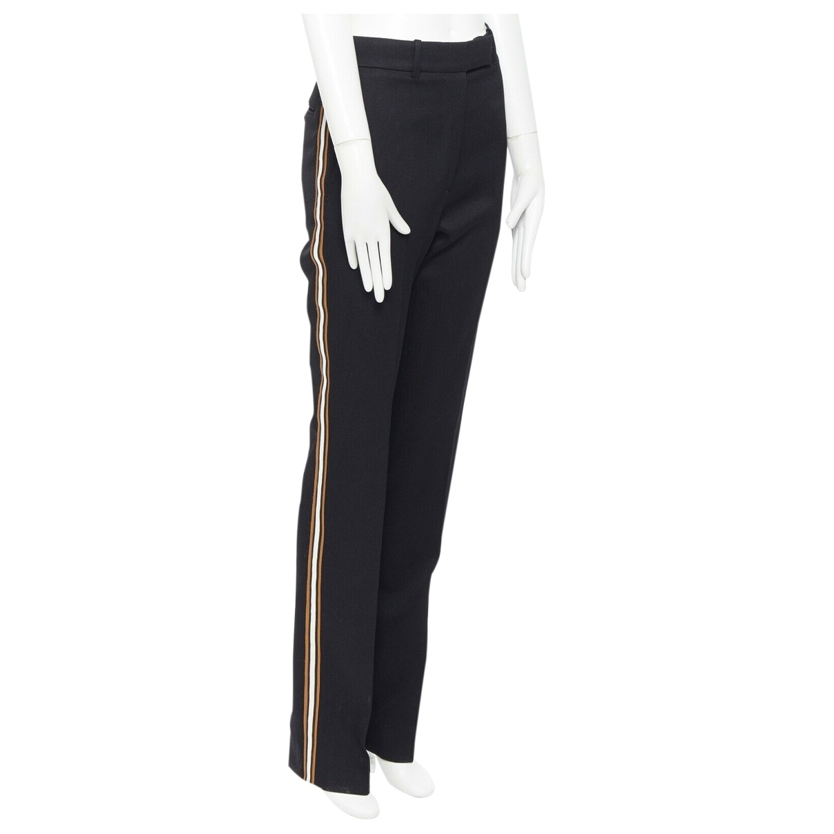 Calvin Klein \N Black Trousers for Women 2 US