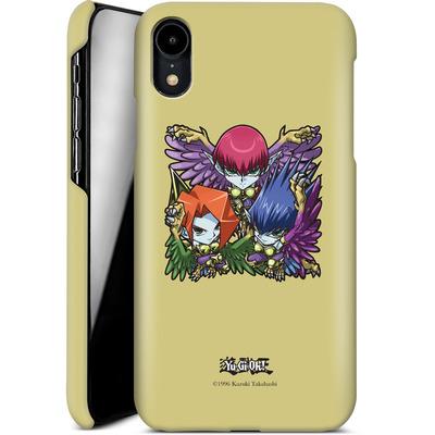 Apple iPhone XR Smartphone Huelle - Harpie Lady Sisters SD von Yu-Gi-Oh!
