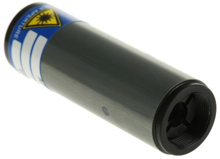 Global Laser ACCULASE-LC-650-1-S Laser Module, 650nm 1mW, Modulating, Linear control Dot pattern +3.3 → +6 V