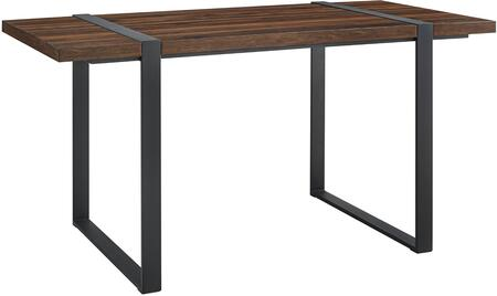 TW60UBTDW 60 Urban Blend Dining Table in Dark