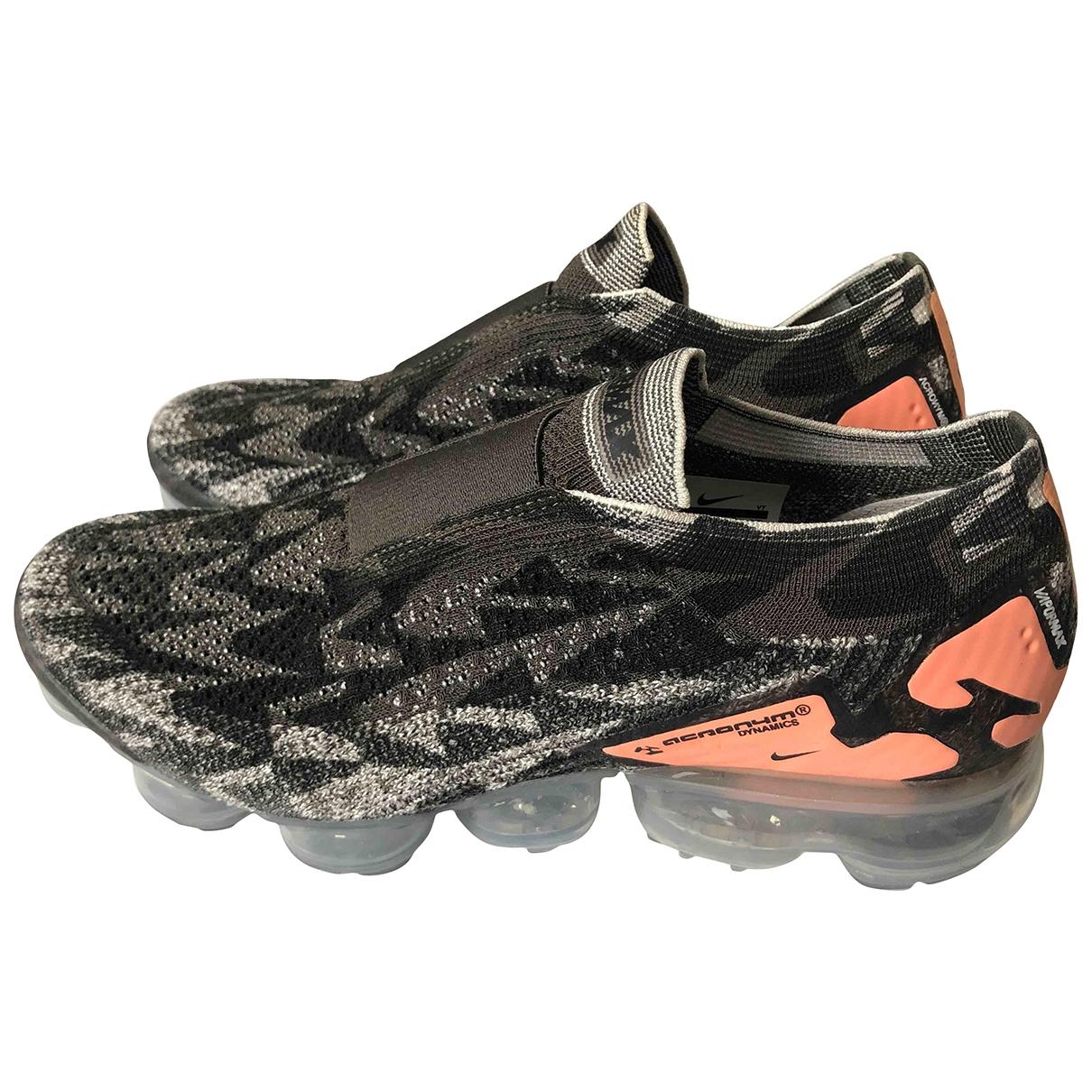 Nike X Acronym \N Sneakers in  Bunt Leinen