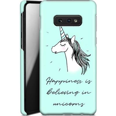 Samsung Galaxy S10e Smartphone Huelle - Believing von caseable Designs