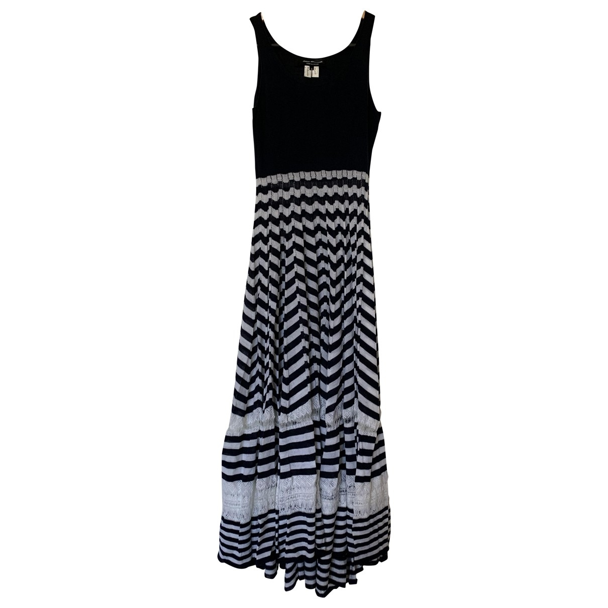 Maxi vestido de Lana Junya Watanabe