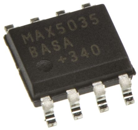 Maxim Integrated MAX5035BASA+, 1-Channel, Step Down DC-DC Converter 8-Pin, SOIC (100)