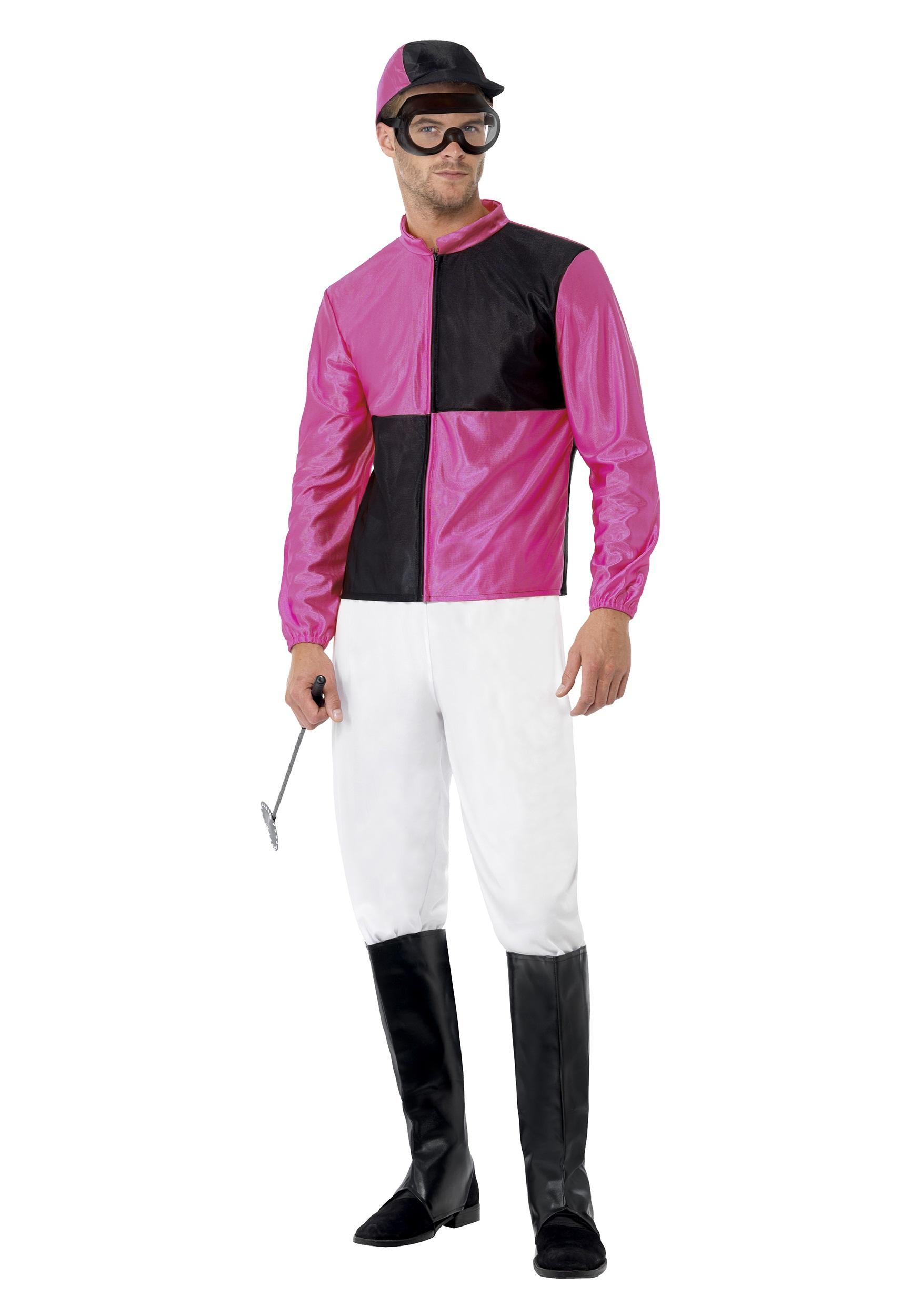 Jockey Costume For Men