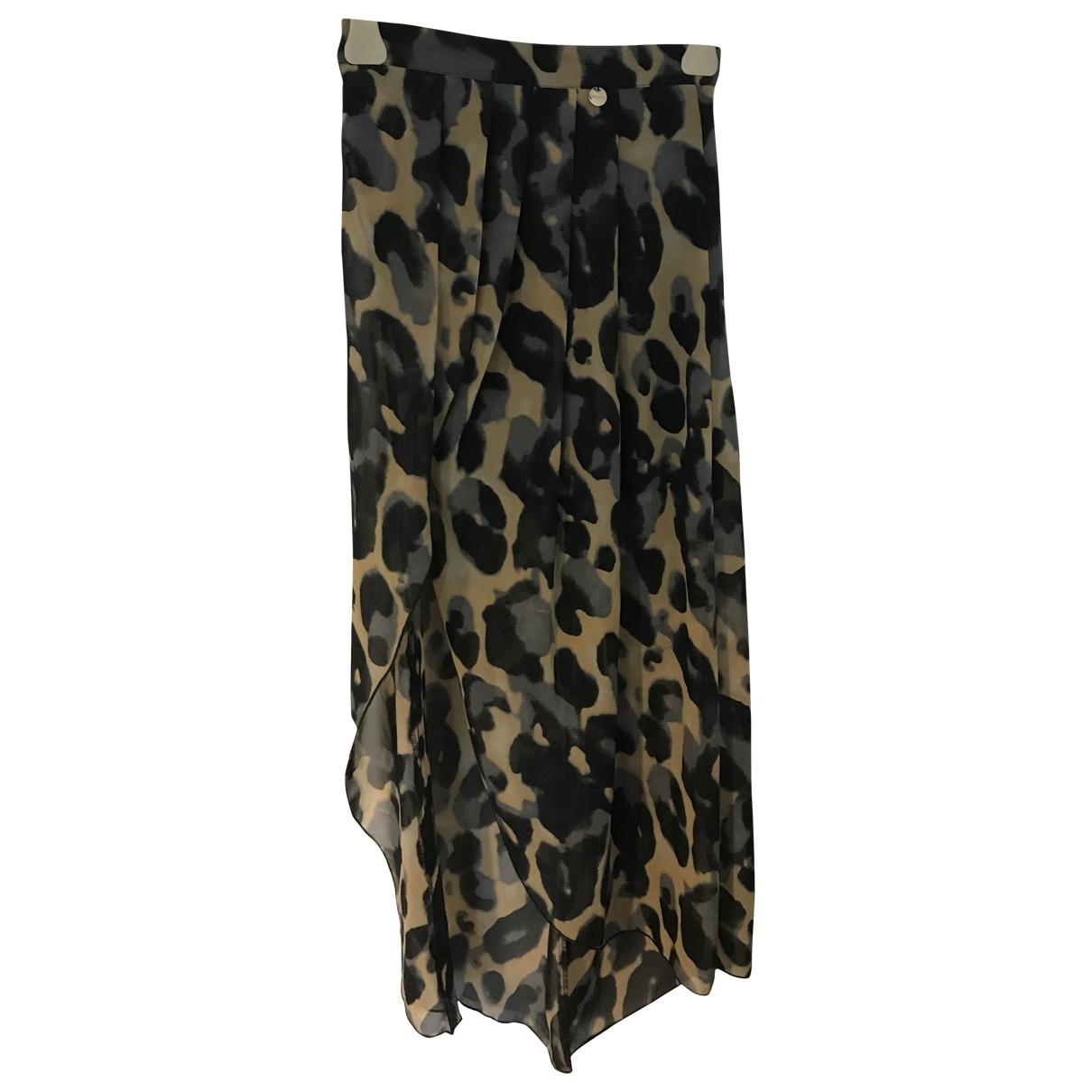 Mangano \N Grey skirt for Women 40 IT