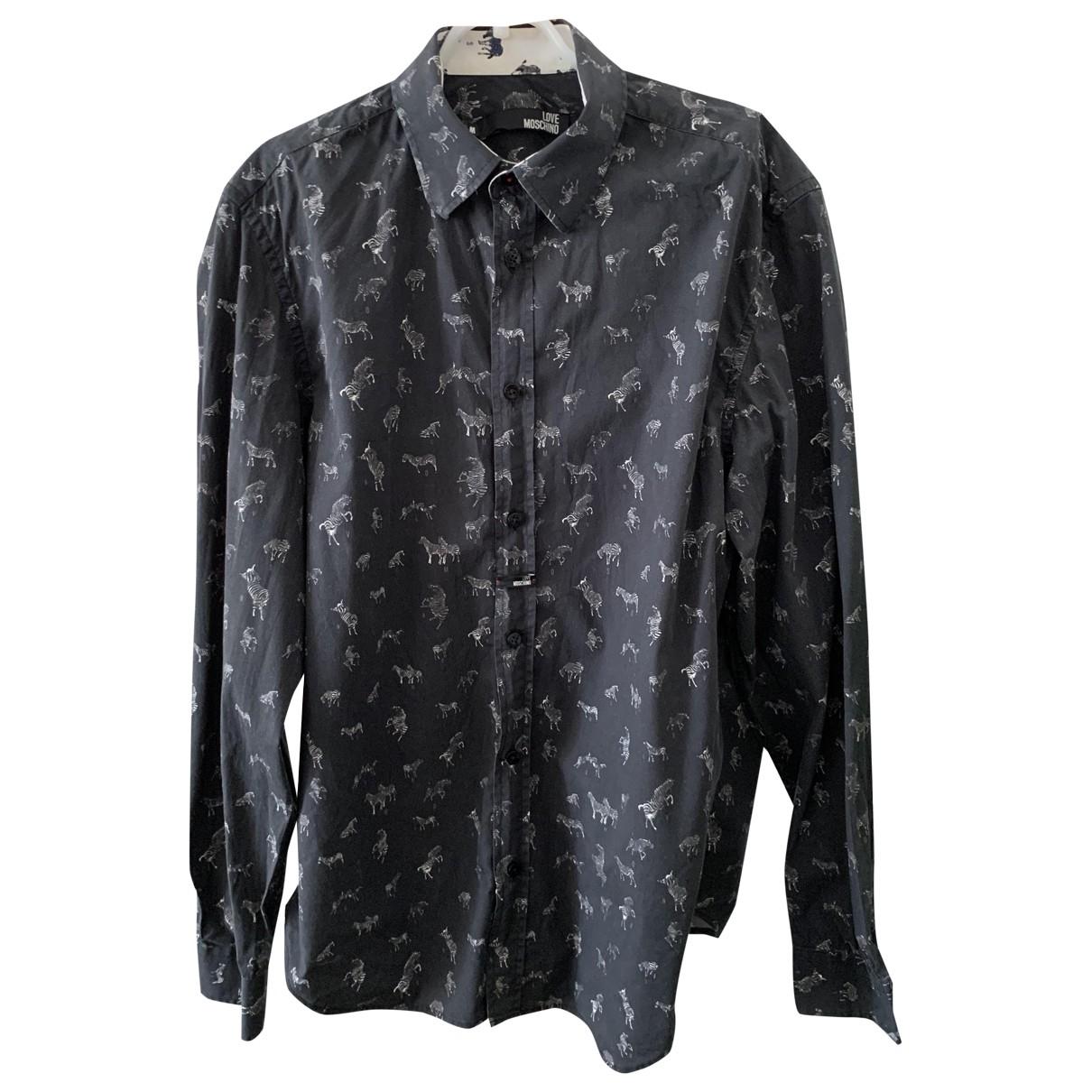 Camisas Moschino Love