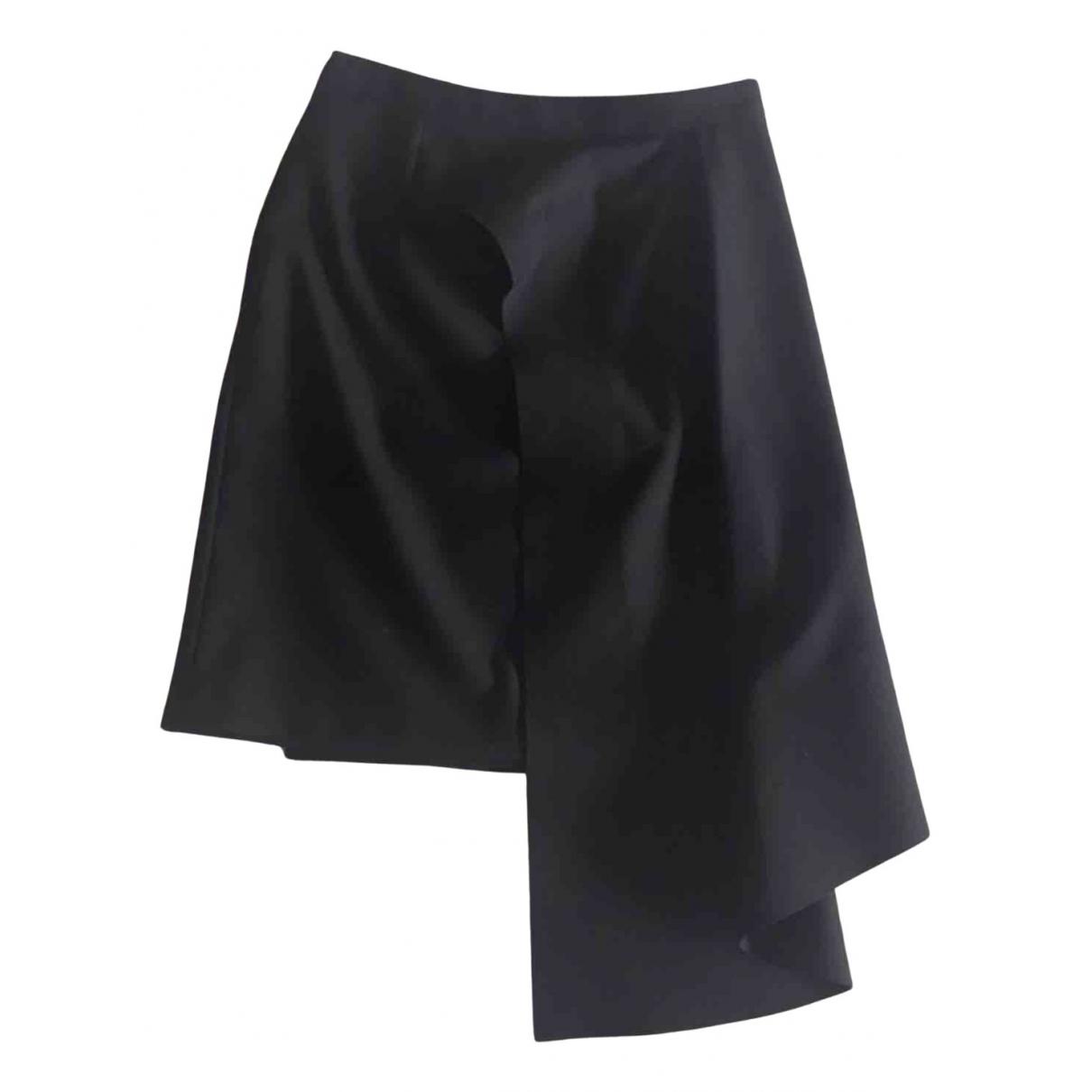 Falda midi de Lana Balenciaga