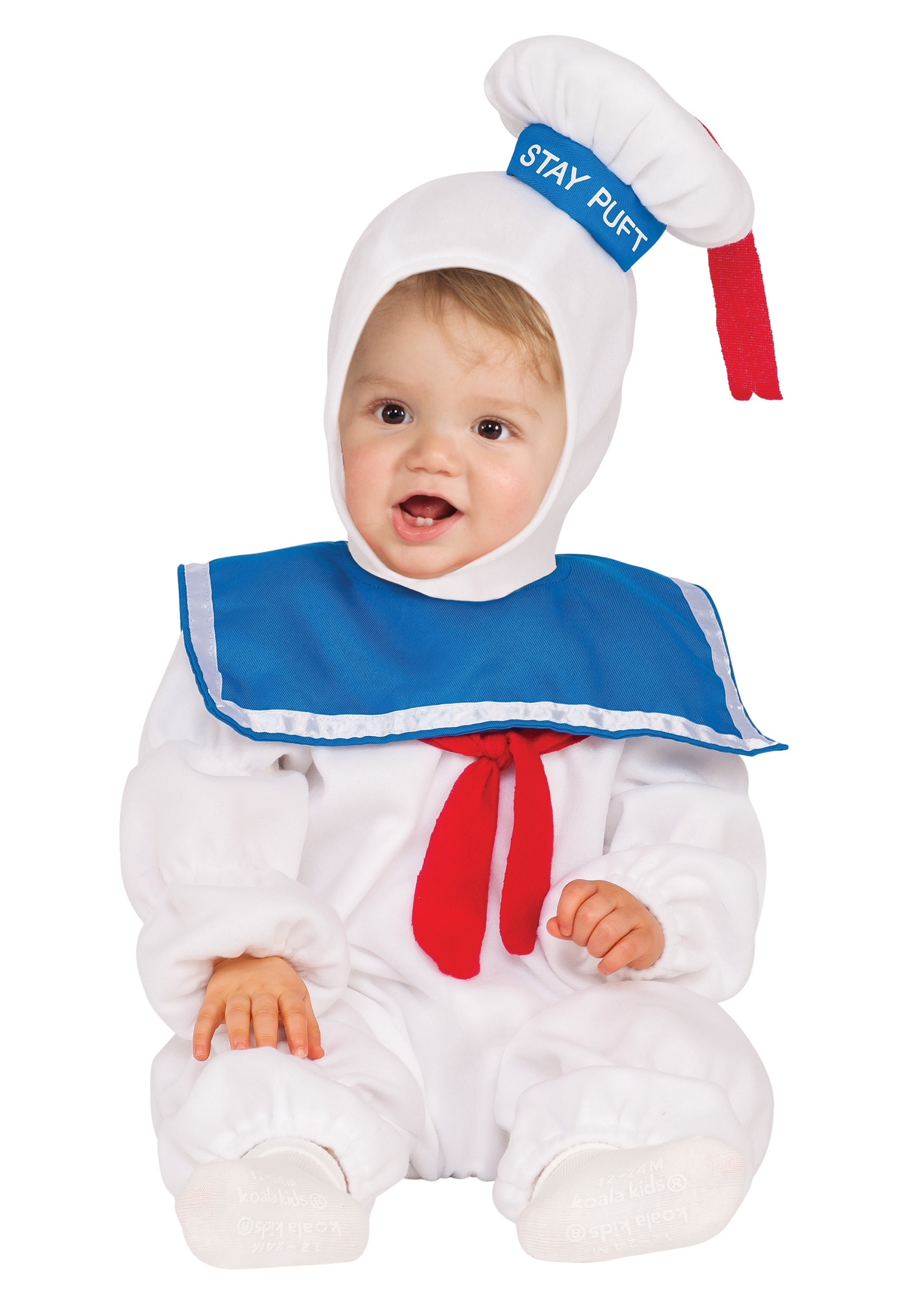 Stay Puft EZ-ON Toddler Romper Costume
