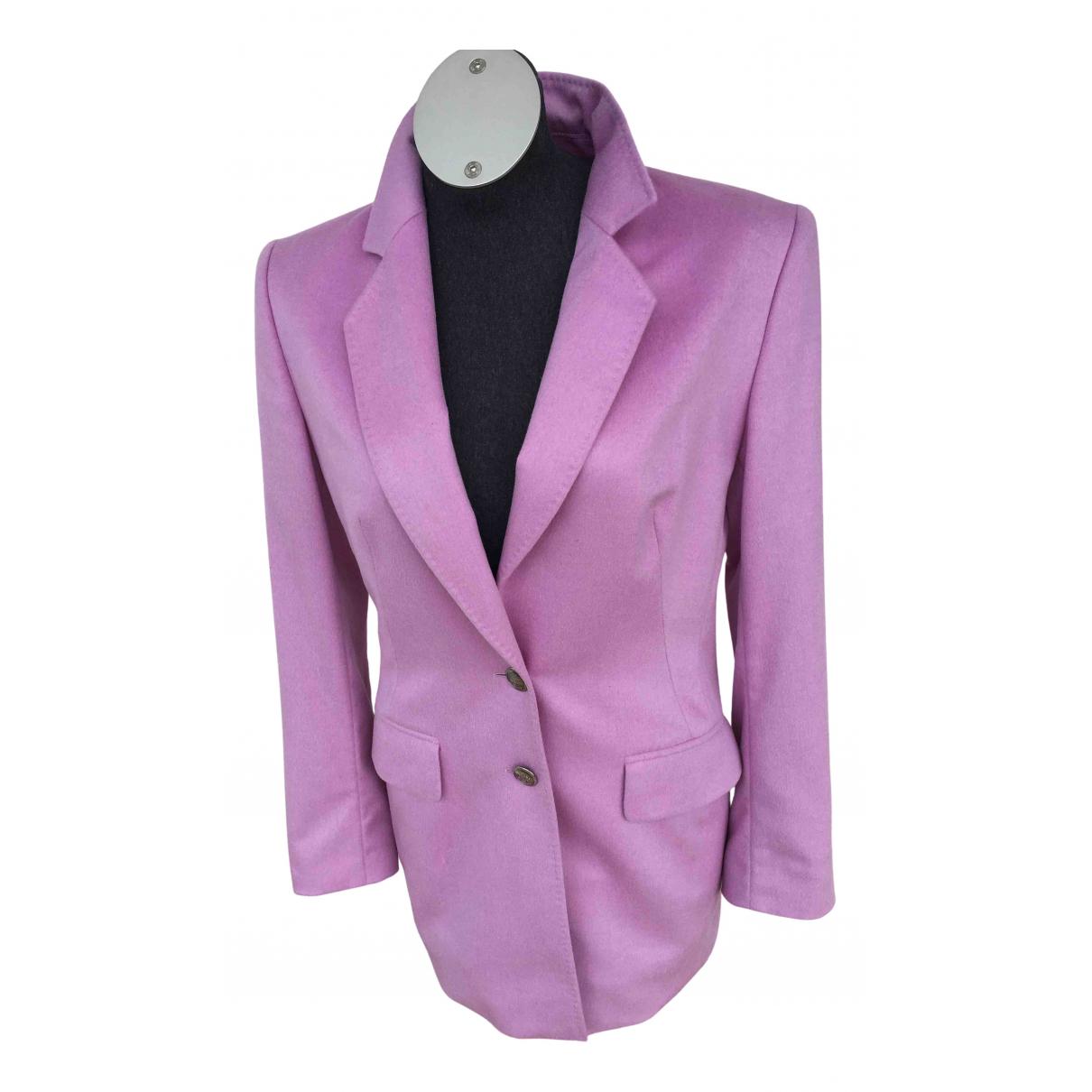 Escada - Veste   pour femme en laine - violet