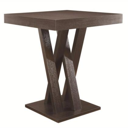 BM160777 Modern Style Wooden Counter Height Table