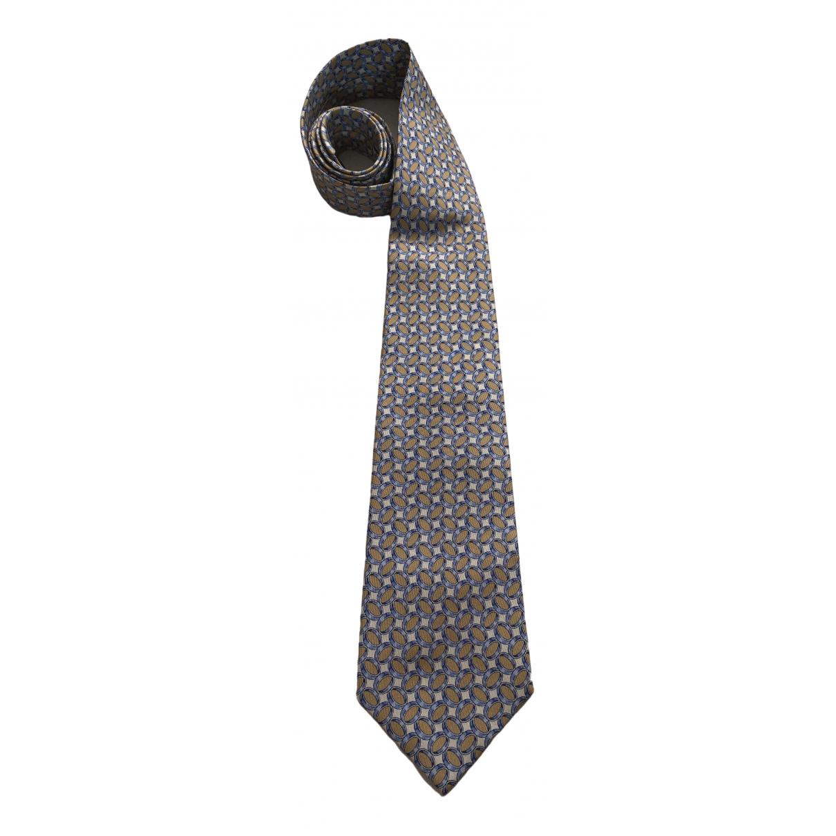 Gucci - Cravates   pour homme en soie - beige