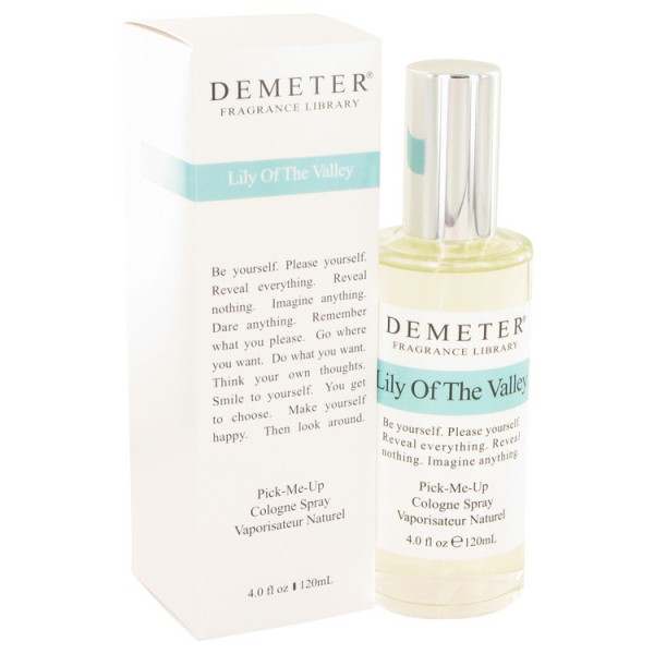Lily Of The Valley - Demeter Eau de Cologne Spray 120 ML