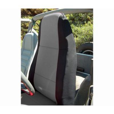 Coverking Neoprene Front Seat Covers (Black/Gray) - SPC162