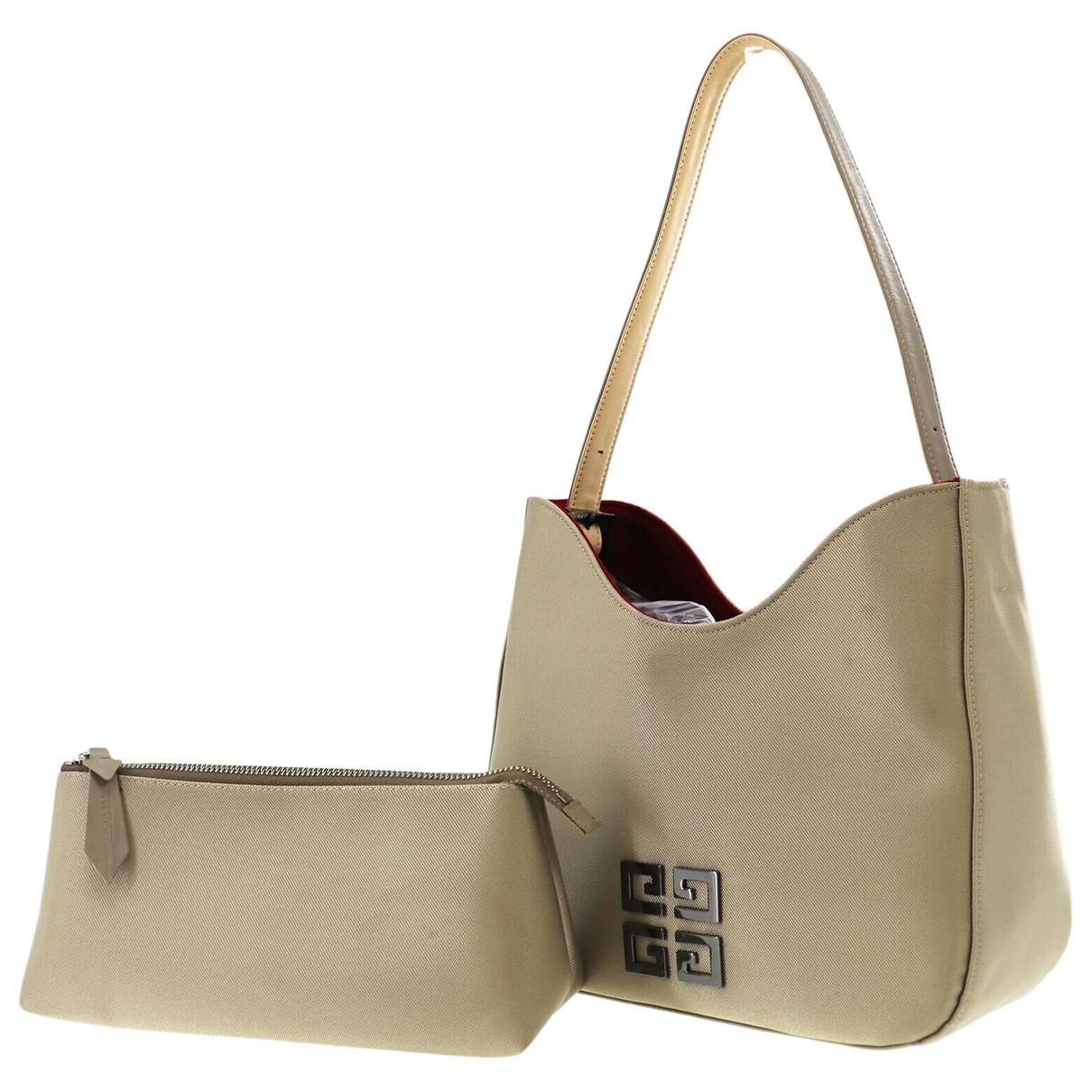 Givenchy - Sac a main   pour femme en cuir - beige