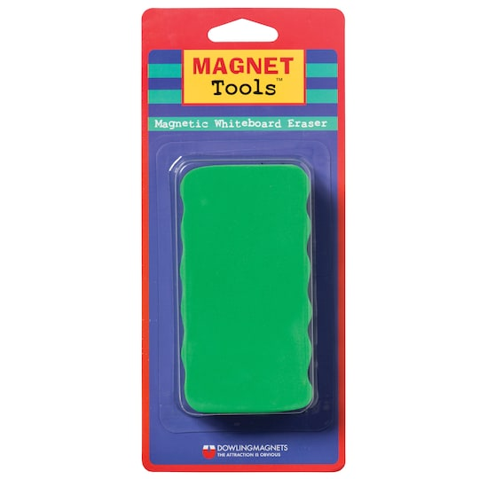 Magnetic Whiteboard Eraser, ct Of 6 By Dowling Magnets | Michaels®