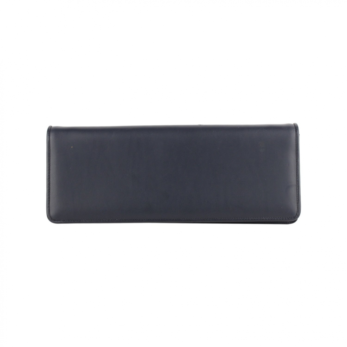 Salvatore Ferragamo \N Blue Leather Clutch bag for Women \N