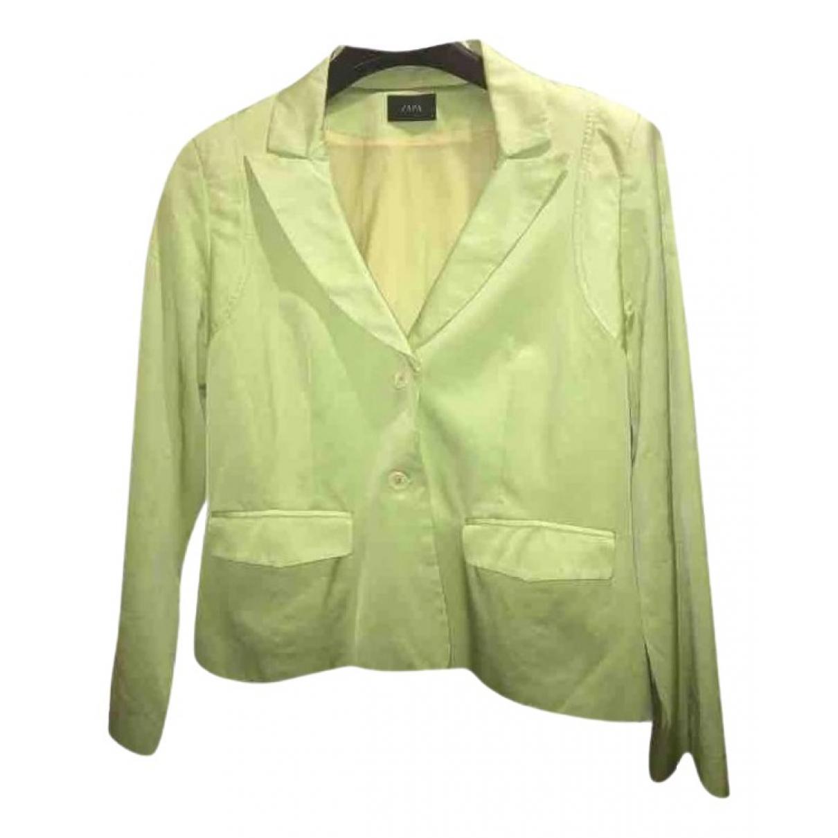Zapa \N Green jacket for Women 44 FR