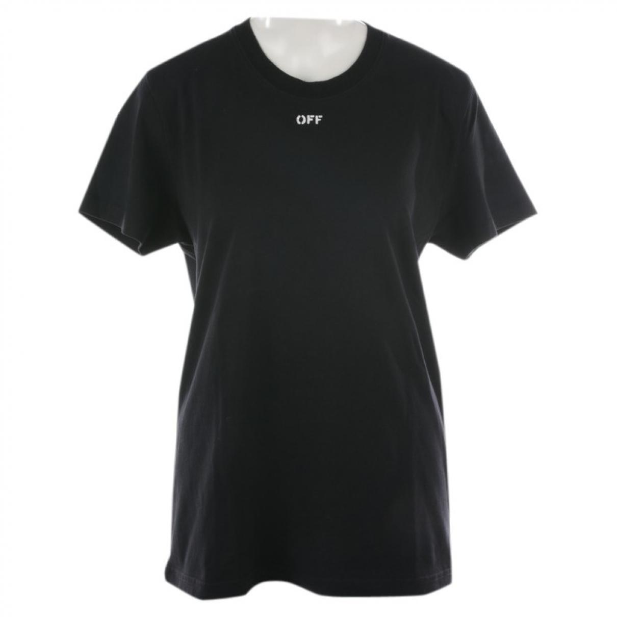 Off-white \N Hemden in  Schwarz Baumwolle