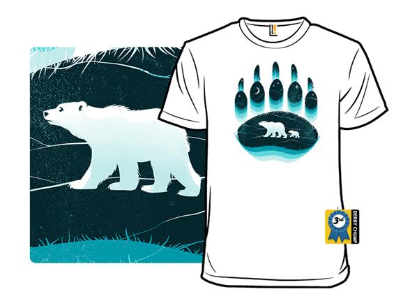 Polar Paw T Shirt